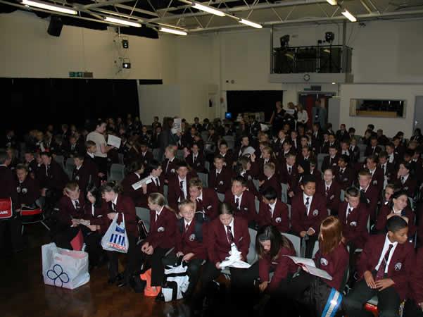 Macmillan Academy Welcome
